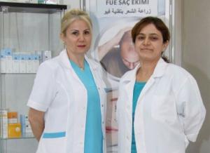 Hud specielt Dr. Sibel Colak   skönhet och hårtransplantation specialist: Perihan Musaoglu.